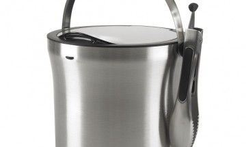 3107300_StL Ice Bucket_Tongs Set