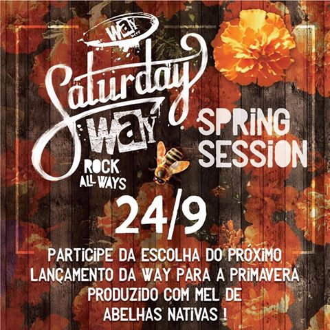 Saturday Way Spring Session